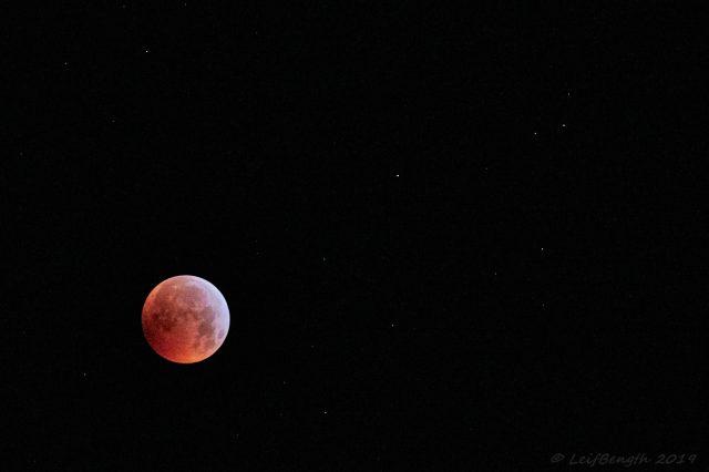 Månförmörkelse/Blodmåne