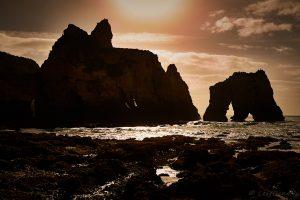 Praia dos Tres Irmaos...