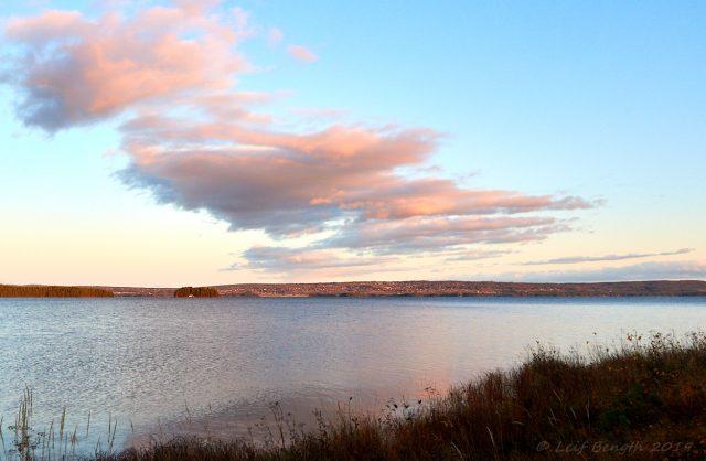 Vid Orsasjön