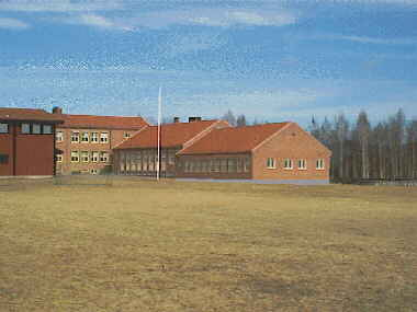 Alt skolutbyggnad