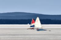 Isjägare med fart…