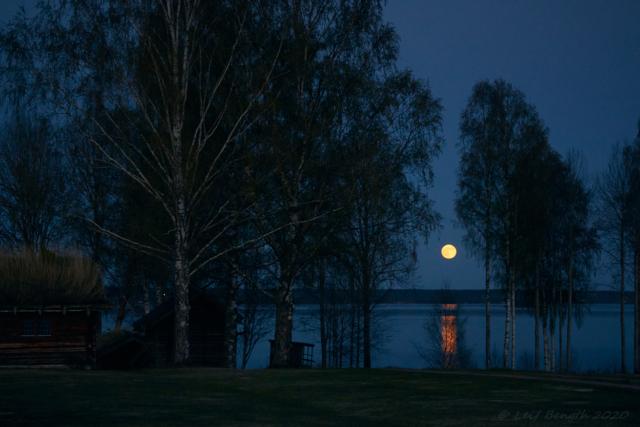 Kvällsmånen - 21.49