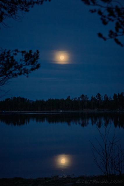 Morgonmånen - 03.45