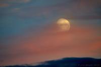 Fullmåne i natt