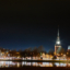 Bright light city
