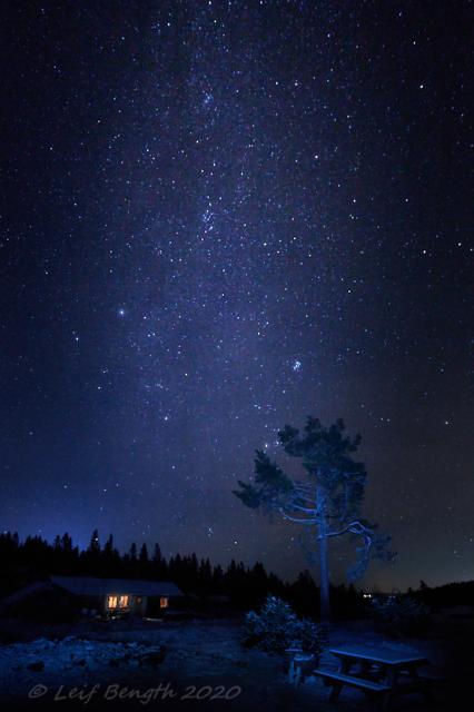 Jätten som sprider stjärnorna