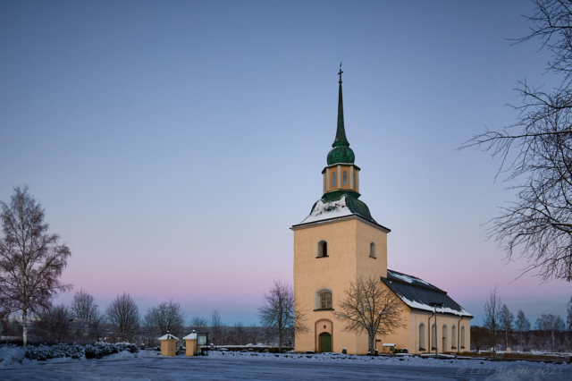 Våmhus kyrka