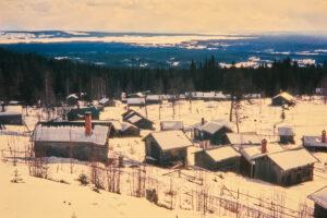Näsberg, Våmhus tidigt 1970-tal