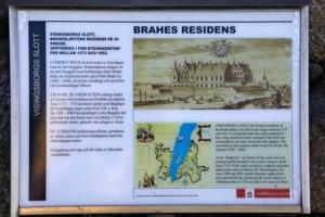 En luffartripp i fantastiska Sverige - Visingsborg, Brahes residens