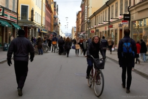Inkognito i Stockholm