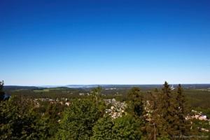 En luffartripp i fantastiska Sverige - Södra Vätternland
