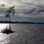 Vattenlandskap i Logärden