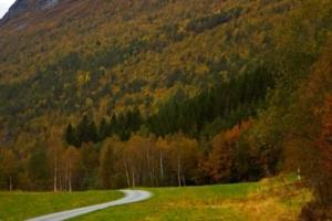 Innerdalen i Trollheimen, Norge (I)