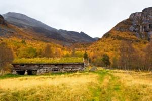 Innerdalen i Trollheimen, Norge (V)